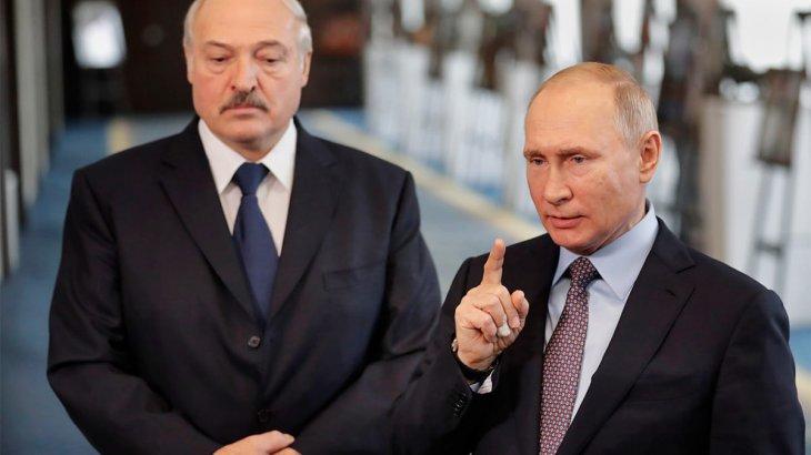 Путин мен Лукашенко одақ құруға дайын екендіктерін мәлімдеді