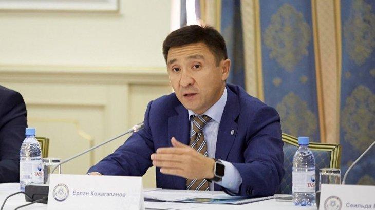 Ерлан Қожағапанов Премьер-Министрдің кеңесшісі болып тағайындалды