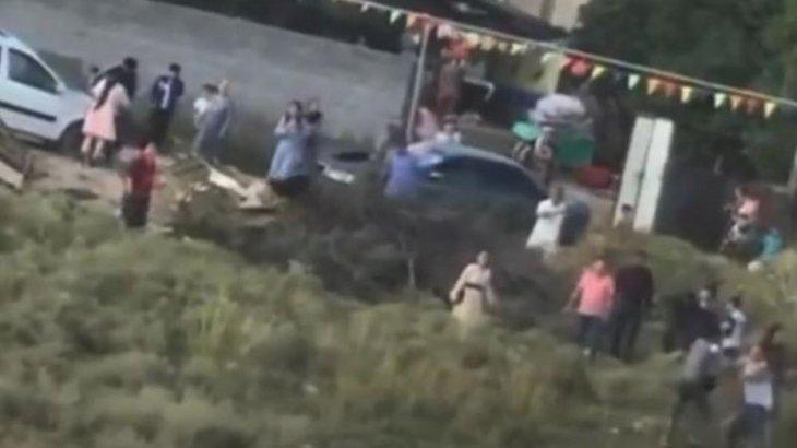 Алматы облысында марқұмды еске алуға жиналған туысқандар жаппай төбелесті