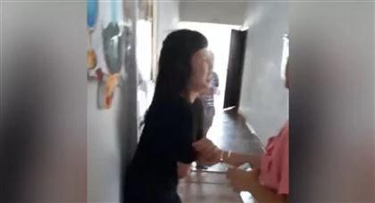 «Жап аузыңды, бл*дь»: жетімдер үйіндегі жантүршігерлік ВИДЕО желіге тарап кетті