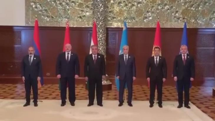 Душанбеде ҰҚШҰ Ұжымдық қауіпсіздік кеңесінің сессиясы басталды
