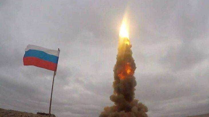 Ресей Сарышаған полигонында зымыранға қарсы сынақтарын өткізді