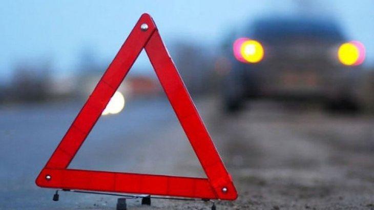 Павлодардағы «Нұрлы жол» көпірінде апат болды