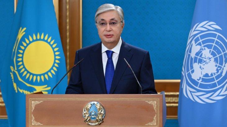 Мемлекет басшысы БҰҰ-ның Азық-түлік жүйелері жөніндегі саммитте сөз сөйледі