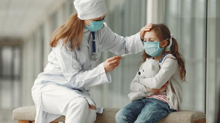 «Коронавирус жұқтырған балалар көп тіркеліп жатыр» - педиатр