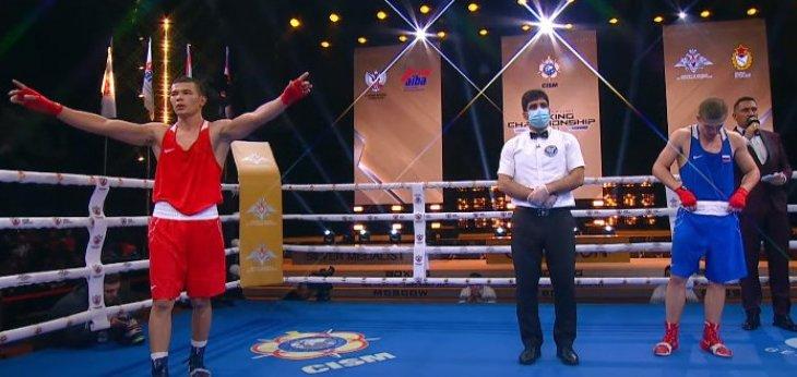 Тимур Нұрсейітов әскери қызметшілер арасында Еуропа чемпионын жеңді