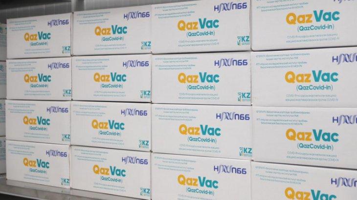Қазақстан QazVac вакцинасын Сауд Арабиясында өндіруді ұсынды