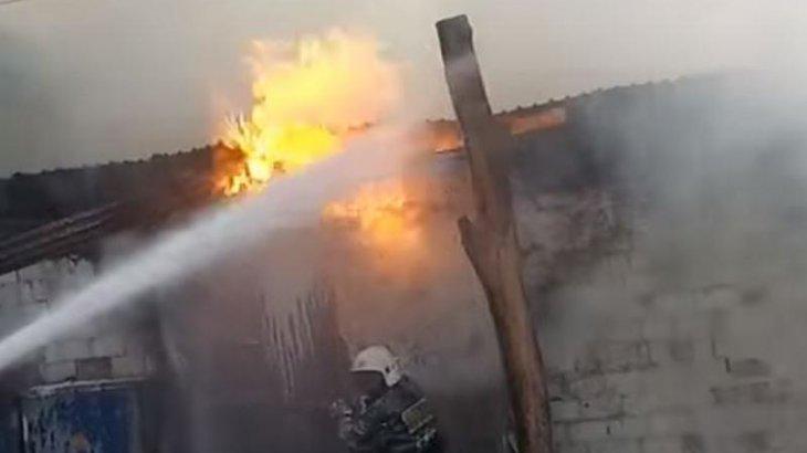 Қарағанды тұрғындары электр жарығынсыз қалды