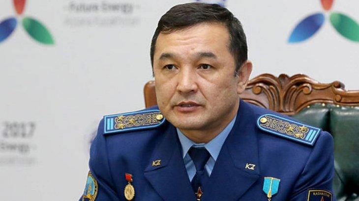 Ғарышкер Айдын Айымбетов жаңа қызметке тағайындалды