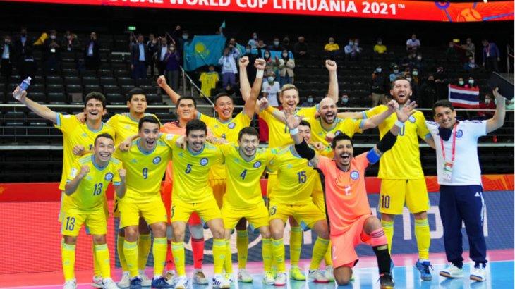 «Құтты болсын! Керемет сенсация!»: Тоқаев футболдан ел құрамасын құттықтады