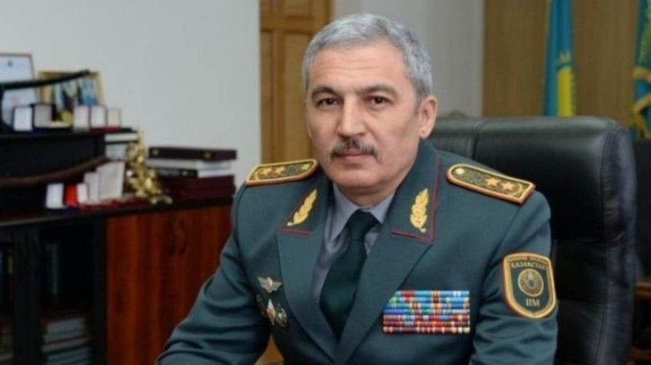 Ішкі істер министрінің орынбасары тағайындалды