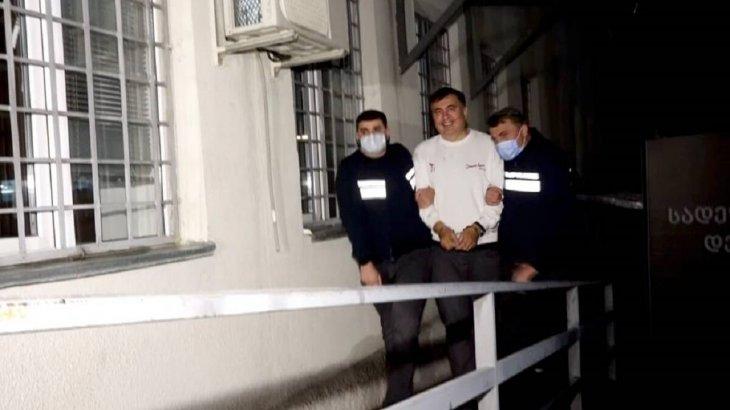 Грузияда Михаил Саакашвили ұсталды
