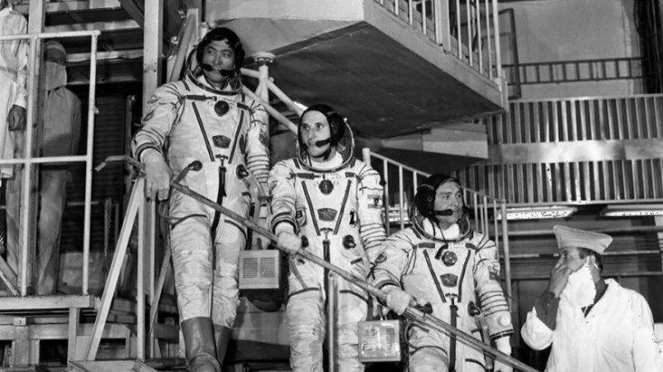 Тоқаев Әубәкіровтің Байқоңырдан ғарышқа ұшқан сәтін еске алды