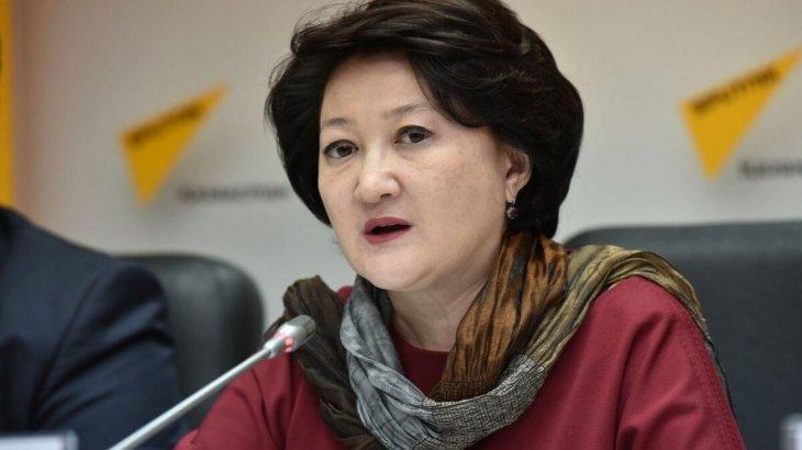Министр Ақтоты Райымқұловаға неге орынбасар шақ келмей жатыр?