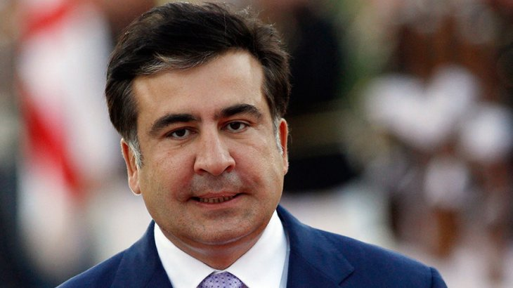 Қамауға алынған Михаил Саакашвили аштық жариялады