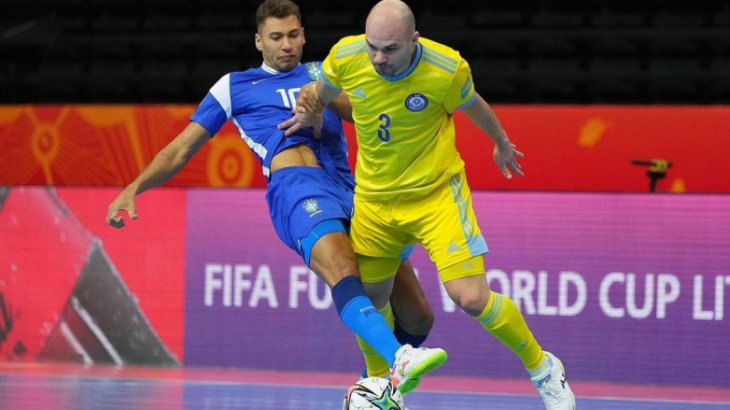 Футзал: Қазақстан әлем чемпионатын төртінші орынмен аяқтады