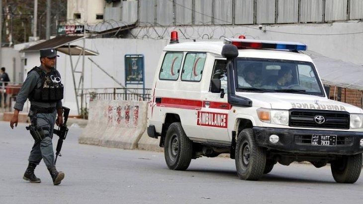 Ауғанстанда мешітте жарылыс болып, 100 адам қаза тапты
