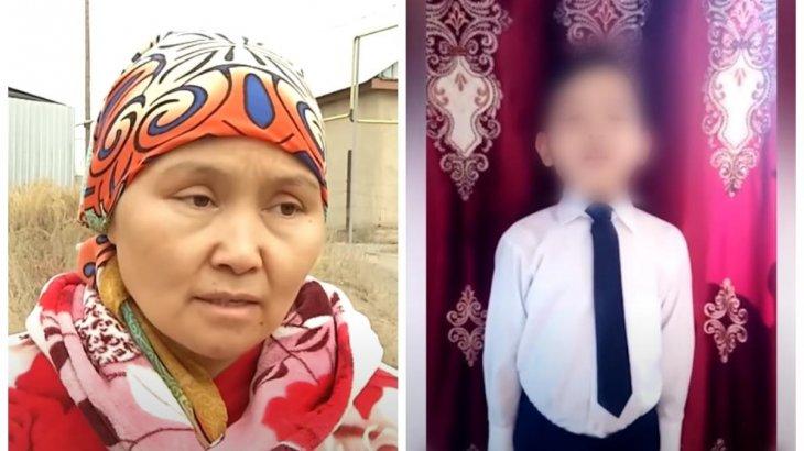 «Баламның аппақ жейдесі қызыл қанға боялып жатты»: Алматы облысында 3-сынып оқушысын көлік қағып өлтірген