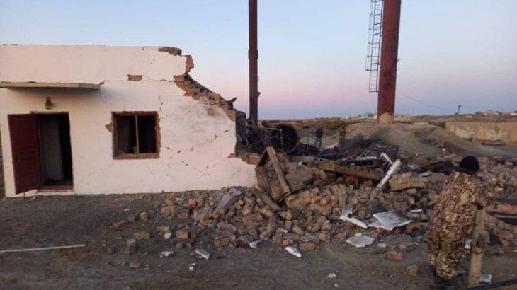 Қызылордада мектеп аумағында жарылыс болды