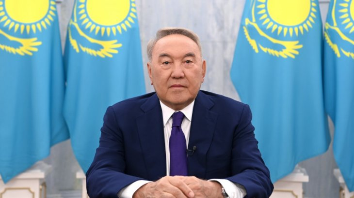 Тоқаев Назарбаевты данагөйлер кеңесінің басшысы лауазымына ұсынды