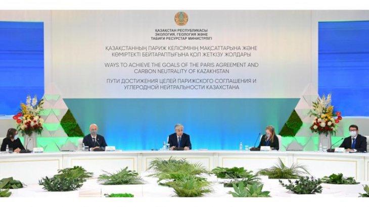 «Көзбояушылыққа салмай дұрыс орындау керек»: Тоқаев 2025 жылға дейін 2 миллиард ағаш отырғызылатынын айтты